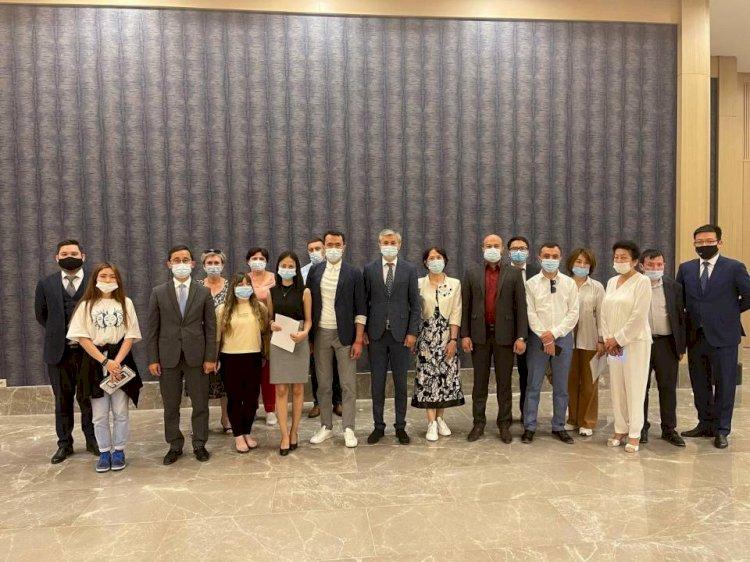 Kazakh Tourism компаниясының өкілдері Ақтауда болды