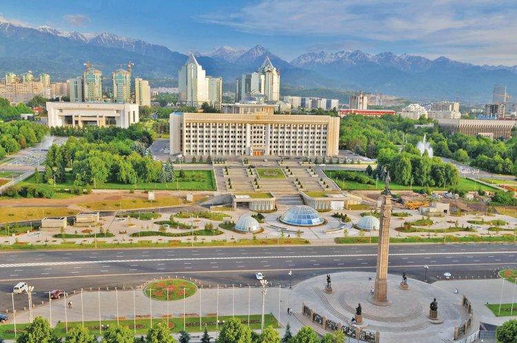 Алматы атауына - 100 жыл