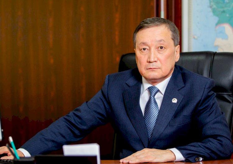 Сапархан Омаров қызметінен кетті