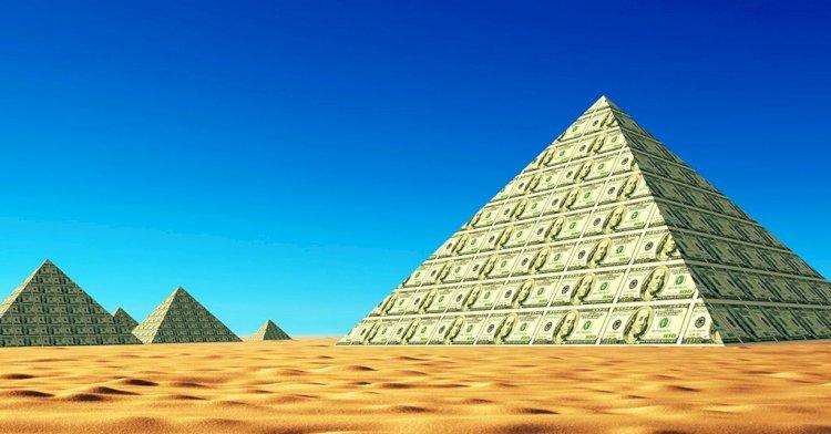 Елімізде тағы бір қаржылық пирамиданың  жолы кесілді