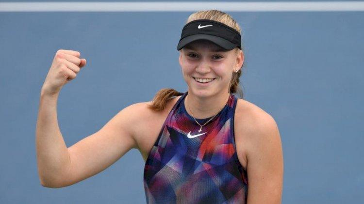 WTA рейтингі жаңарды: Елена Рыбакина 17-орынға көтерілді
