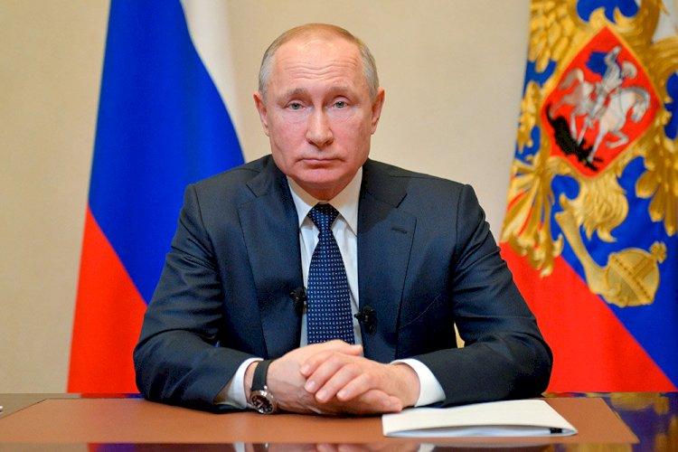 Ресей Президенті оқшауланды