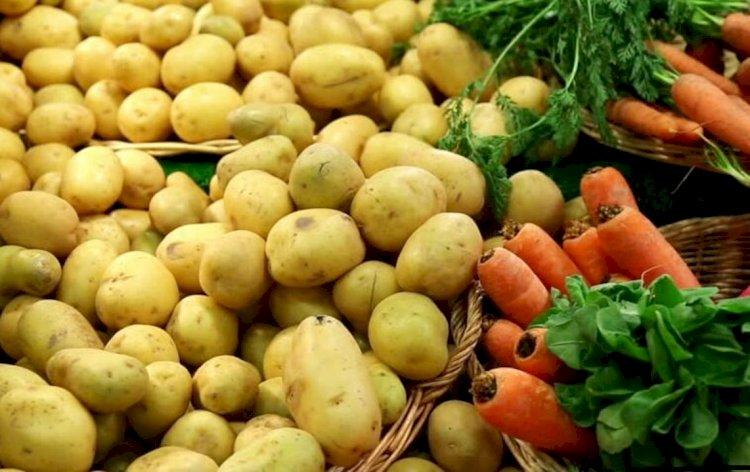 Қазақстанда картоп пен сәбіз арзандады