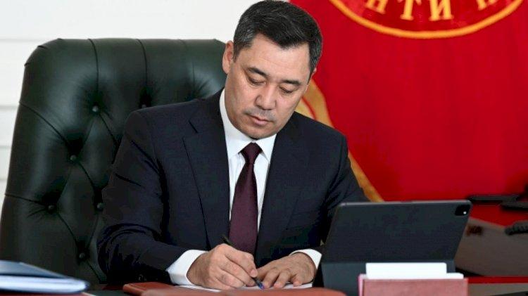 Қырғыз Президенті Үкіметті отставкаға жіберді
