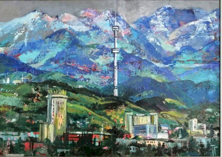 Алматы – Тәуелсіздіктің алтын бесігі