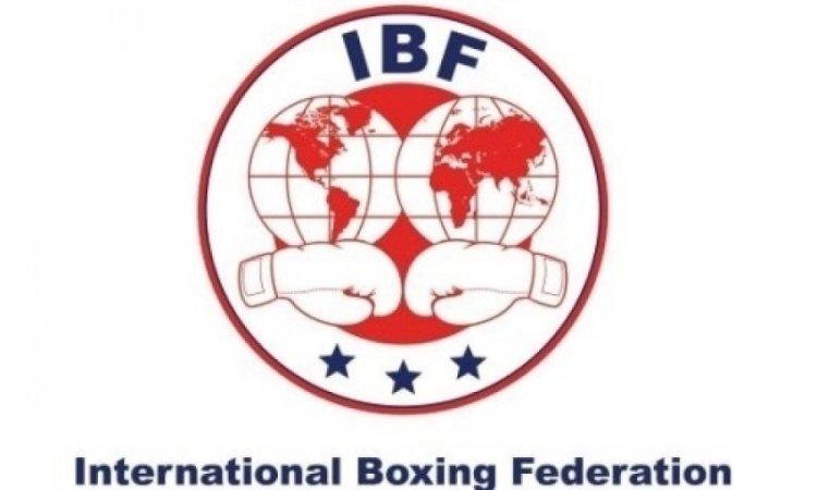 Халықаралық бокс федерациясының (IBF) жаңартылған рейтингі жарияланды
