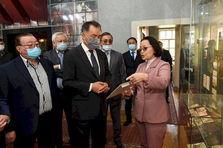 А. Байтұрсыновтың мұражай-үйі Алматының меншігіне қайтарылды