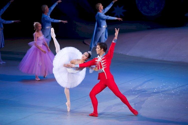 «Астана Опера» театрының балет труппасы алматылықтарға өнер көрсетті