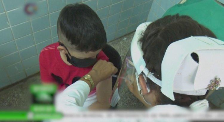 Алты жастан асқан балаларға коронавирусқа қарсы екпе салына бастайды